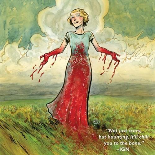 Feb. 27:  Stela Comics, Harrow County, Rucka & Le Guin On Harper Lee, Deep Sea Diver, Bullseye Glass