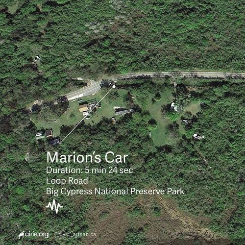 Marion's Car