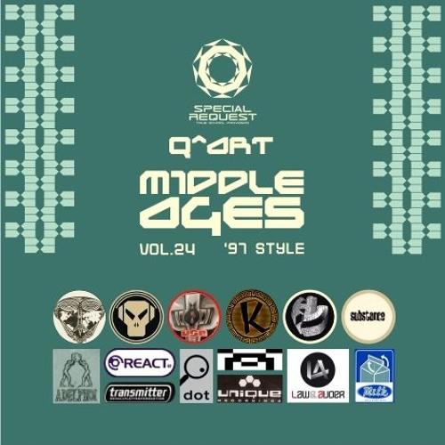 DJ Q^ART - Middle Ages ('97 Style) Vol. 24