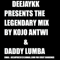 Daddy Lumba & Kojo Antwi Compilation BY DEEJAYKKGH