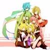 Miku, Luka, Meiko, Kaito, Rin and Len (Vocaloid chorus)