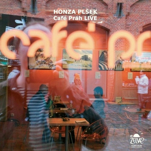 CD Honza Plšek - Café Práh LIVE