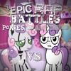Thrackerzod vs Sweetie Bot - Ponies vs Anything #3