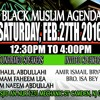 Black Muslim Agenda part 2 at Camden NJ masjid Nur