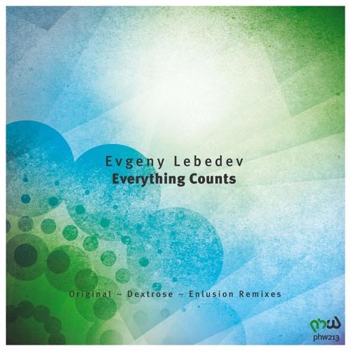Evgeny Lebedev - Everything Counts (Dextrose Remix)