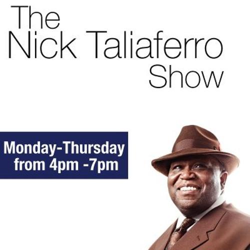 The Nick Taliaferro Show 2.22.16 - Brian Jenkins & Sherica Douglass
