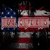 Diesel Confederacy Jack Daniels And Cigarettes ©