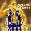 Campaign Self - Steph Curry With The Shot (Warrior)