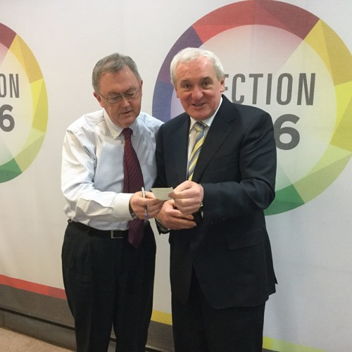 Bertie Ahern   RTÉ Radio 1   GE16