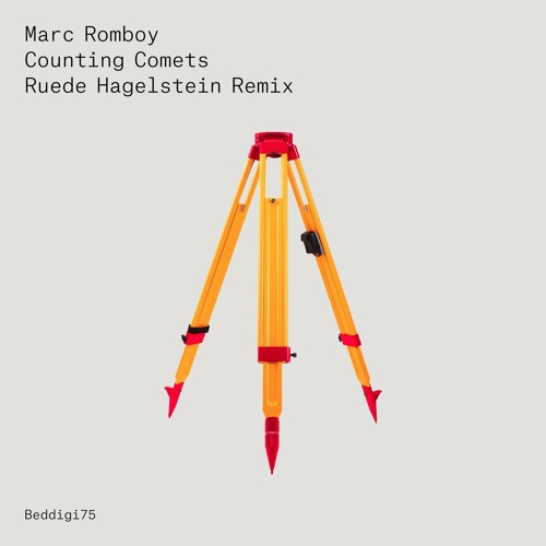 Marc Romboy - Counting Comets - Ruede Hagelstein Remix preview
