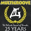 FRANKY JONES @ 25 YEARS MULTIGROOVE (27.02.16 - AMSTERDAM)