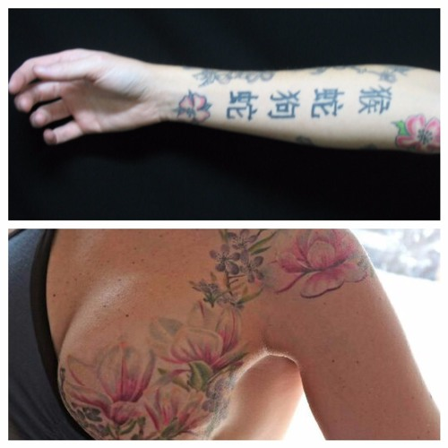 Why do people get tattoos? Open Mic with Sarah Deshaies - February 27, 2016