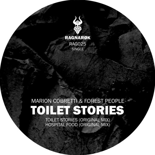 Marion Cobretti & Forest People - Toilet Stories