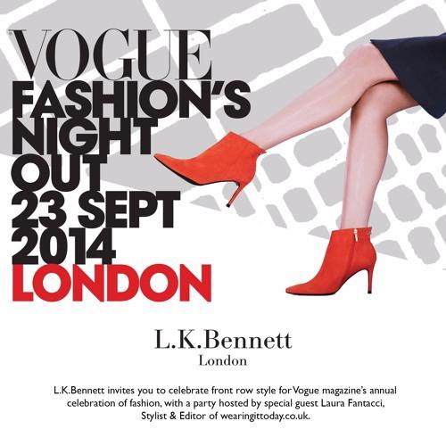 Vogue Fashion Night Out Mix