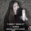 Aurea - I Didn't Mean It (Bruna Costa Cover)