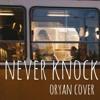 never knock// kevin garrett (cover)