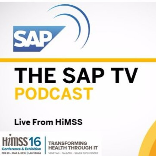 Live From HiMSS – The Hasso Plattner Institute
