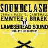 SOUNDCLASH: EMMTEE & BRAEK VS. LAMBSBREAD SOUND @ BRUKBAR/BLÆST 27.02.2016