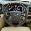 Toyota Land Cruiser Sahara; Big, luxury and off road capability
