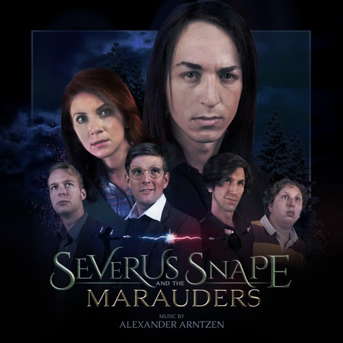 Severus Snape and the Marauders - Full Score