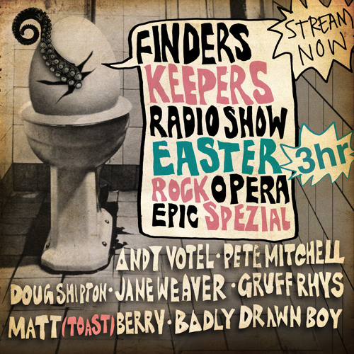 Finders Keepers Radio Show - Musicals Special