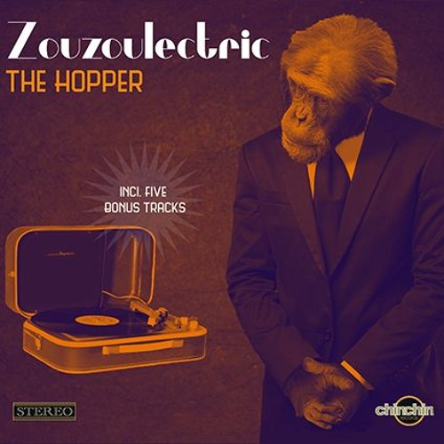 Zouzoulectric - The Hopper (album Snippets)