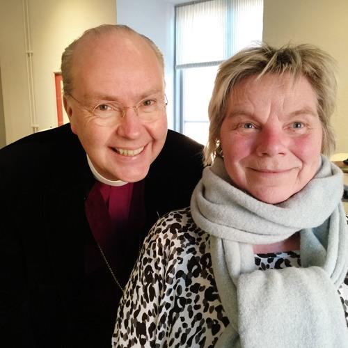 Biskopspodden avsnitt 2 - Johan Dalman