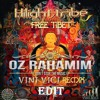Free Tibet - (OZ Rahamim Edit)