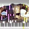 Skyrim Main Theme - The Elder Scrolls 5- Skyrim [Piano Tutorial] (Synthesia) -- Kyle Landry