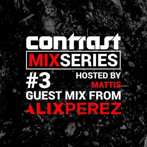 CONTRAST Mix Series - Part THREE - ALIX PEREZ Guestmix (March 2016)