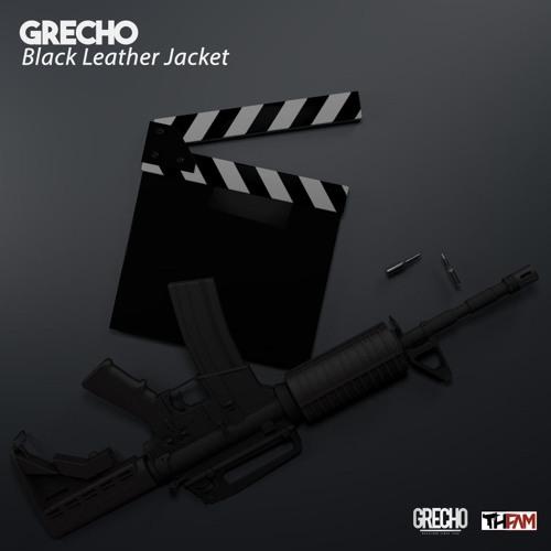 Grecho - Black Leather Jacket