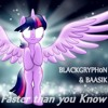 BlackGryph0n & Baasik - Faster Than You Know