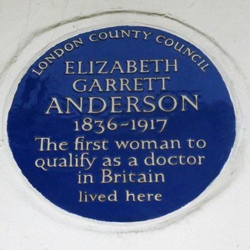Elizabeth Garrett Anderson (1836-1917), first woman to qualify as a doctor in Britain
