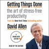 David Allen on the GETTING THINGS DONE audiobook
