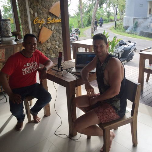 """Ep 19, from Bali: Business and the """"burden"""" of culture, Bali entrepreneurship - with Puja Astawa"""