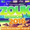 Remix Zouk Session 2016 Album Cover