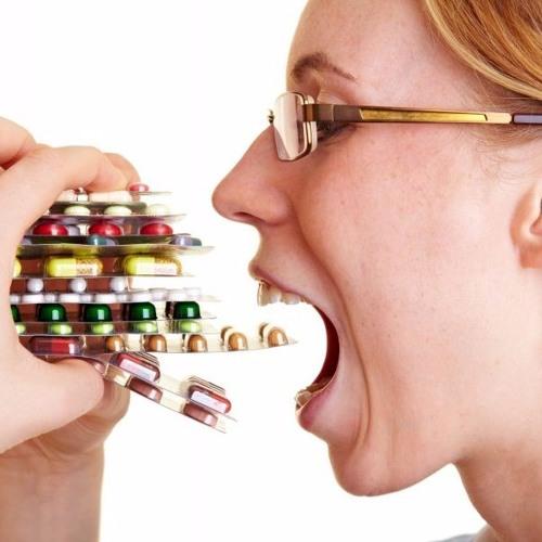 развитие молочницы при приеме антибиотиков