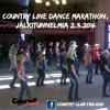 Western Club Savo ry, Country Line Dance Marathon