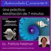 Meditación de 7 minutos - Lic. Patricia Feldman