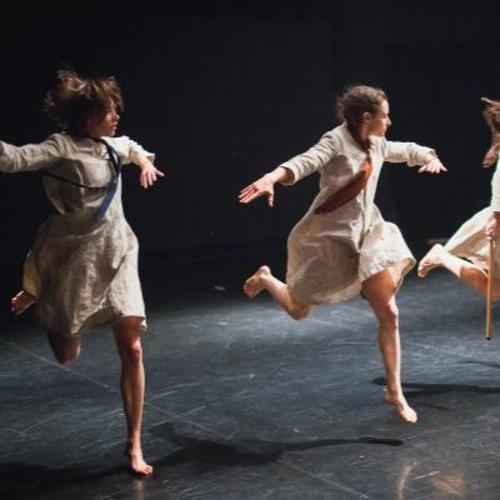 Upútavka na tanečné predstavenia Jadro a Androgén