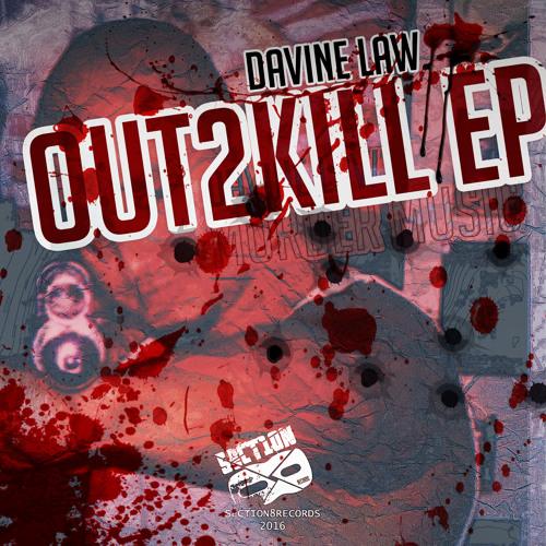 Davine Law feat. Legacey - Run feat Legacey [SECTION8BASS020]