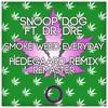 Snoop Dog ft. Dr Dre - Smoke Weed Everyday (Hedegaard Remix) BUY = Free Download