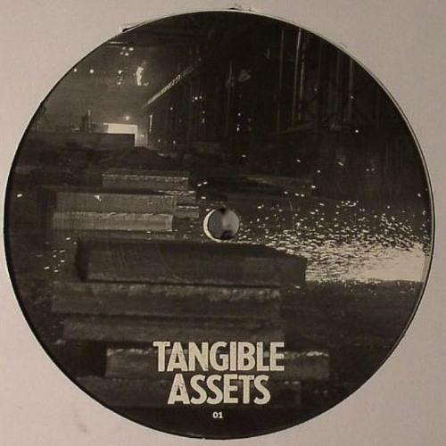 Stojche - Asset 001 (Tangible Assets 01) Vinyl Only!