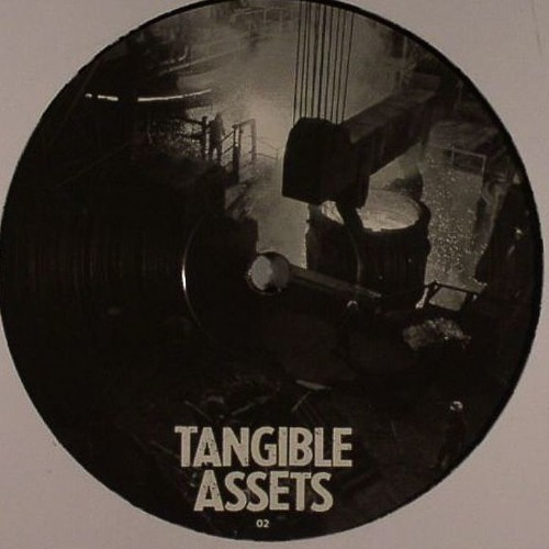 Stojche - Asset 002 (Tangible Assets 02) Vinyl Only !