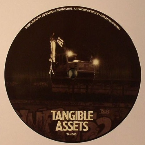 Stojche - Asset 003 (Tangible Assets03) Vinyl Only !