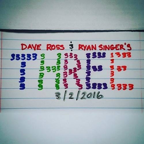 Dave Ross & Ryan Singer - Lords Prayer Club Hit