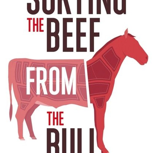 Sorting the Beef from the Bull authors on BBC Radio Wales