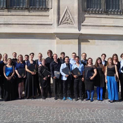 Tenso Europe Chamber Choir 2015