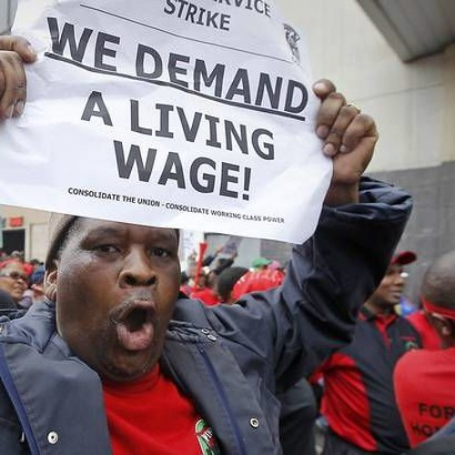 RADIO 786 | IMPLEMENTING A NATIONAL MINIMUM WAGE