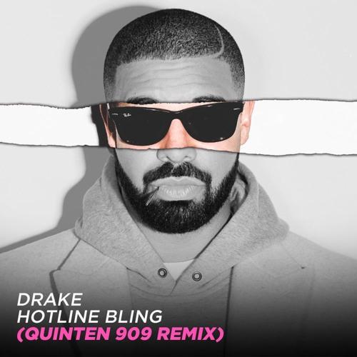 Drizz1e - Hot1ine B1ing (Quinten 909 Remix)
